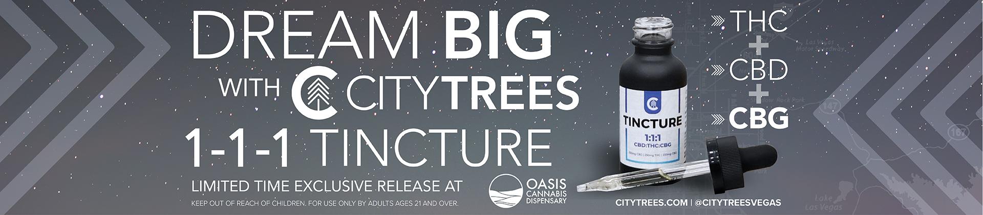 CityTrees 1-1-1 Promo